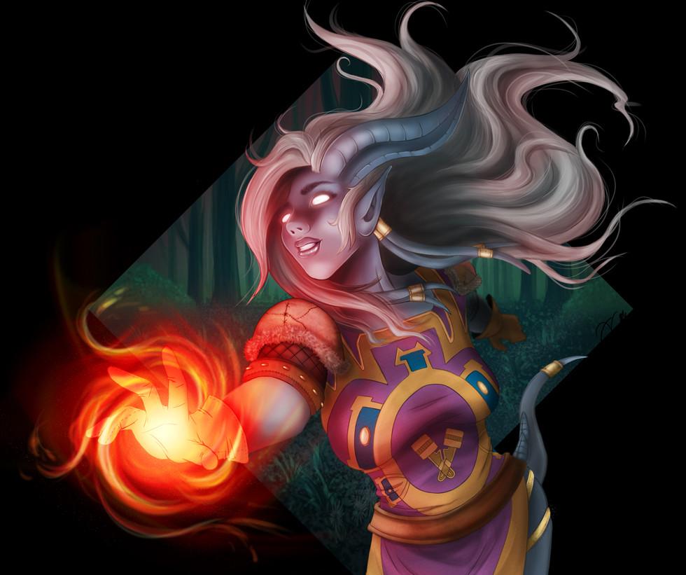 [Fanart] World of Warcraft