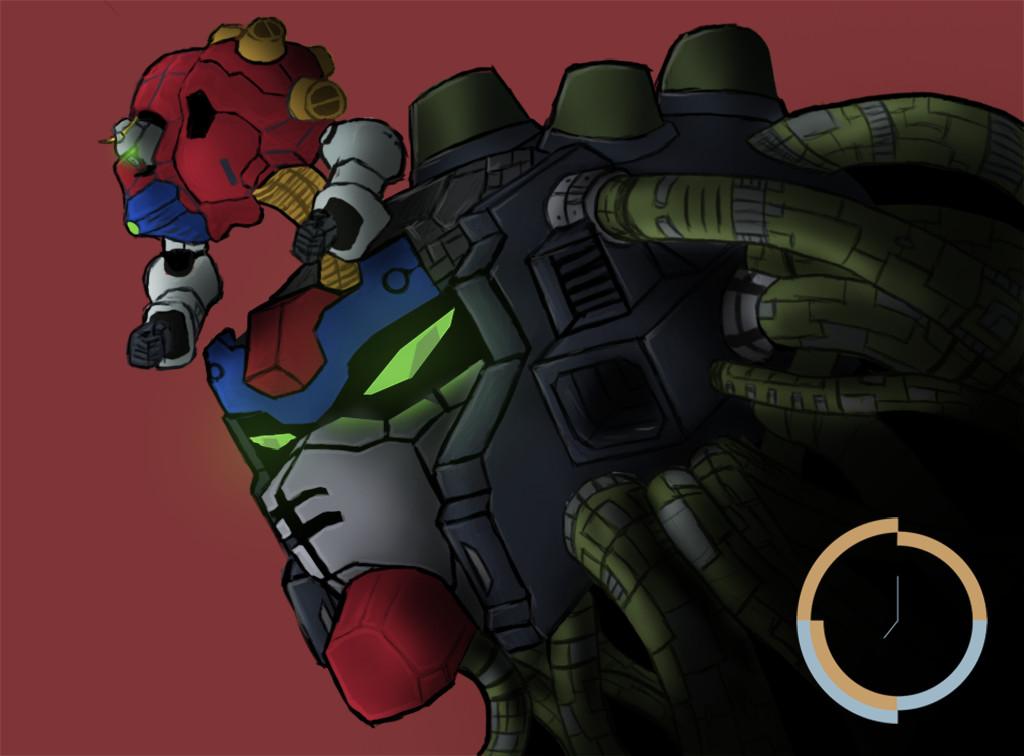 Dark/Devil Gundam