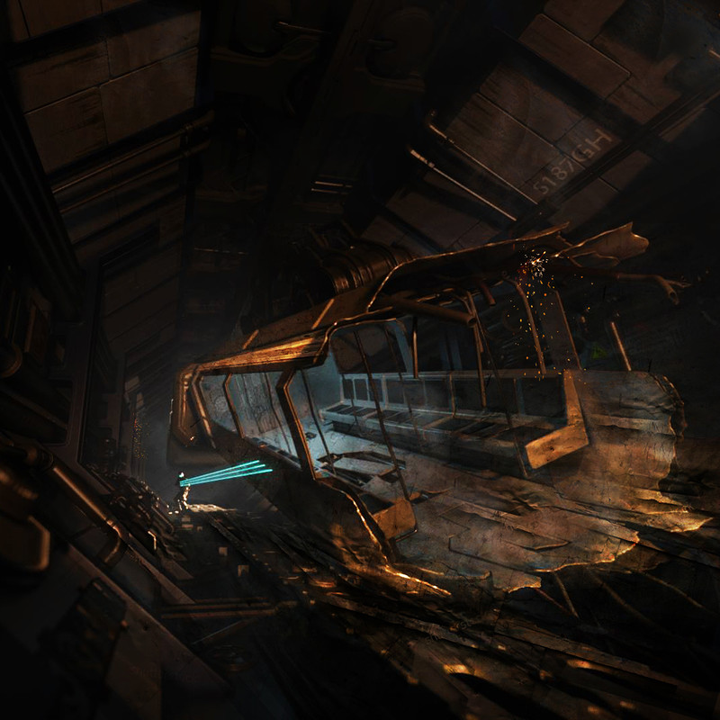 Dead Space Environment
