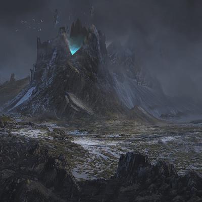 Nicolas zuriaga concept mountain