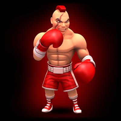 Vladimir voronov boxer 01