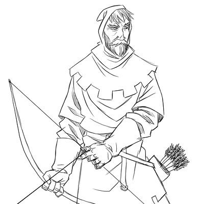 Max haig archer