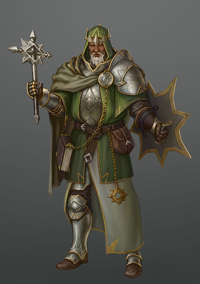 Aarthan Cleric