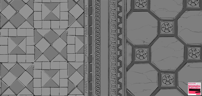 Markus lenz gameloft dh5 hallofmirrors floor 01 ml