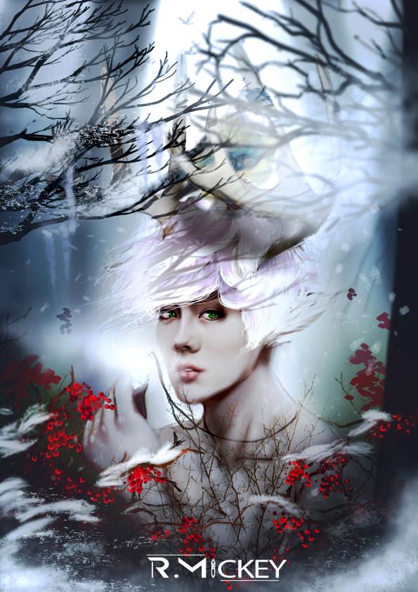 Marisa m personification rmickey winter solstice