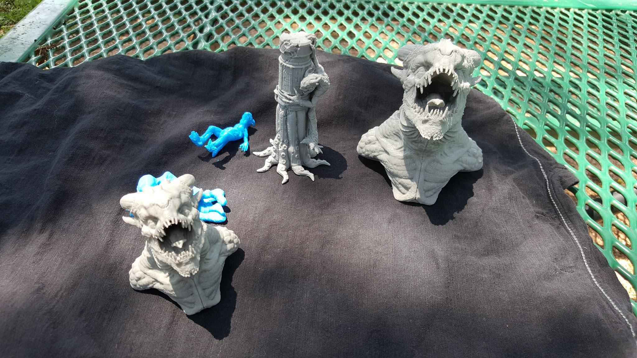 3D Prints!