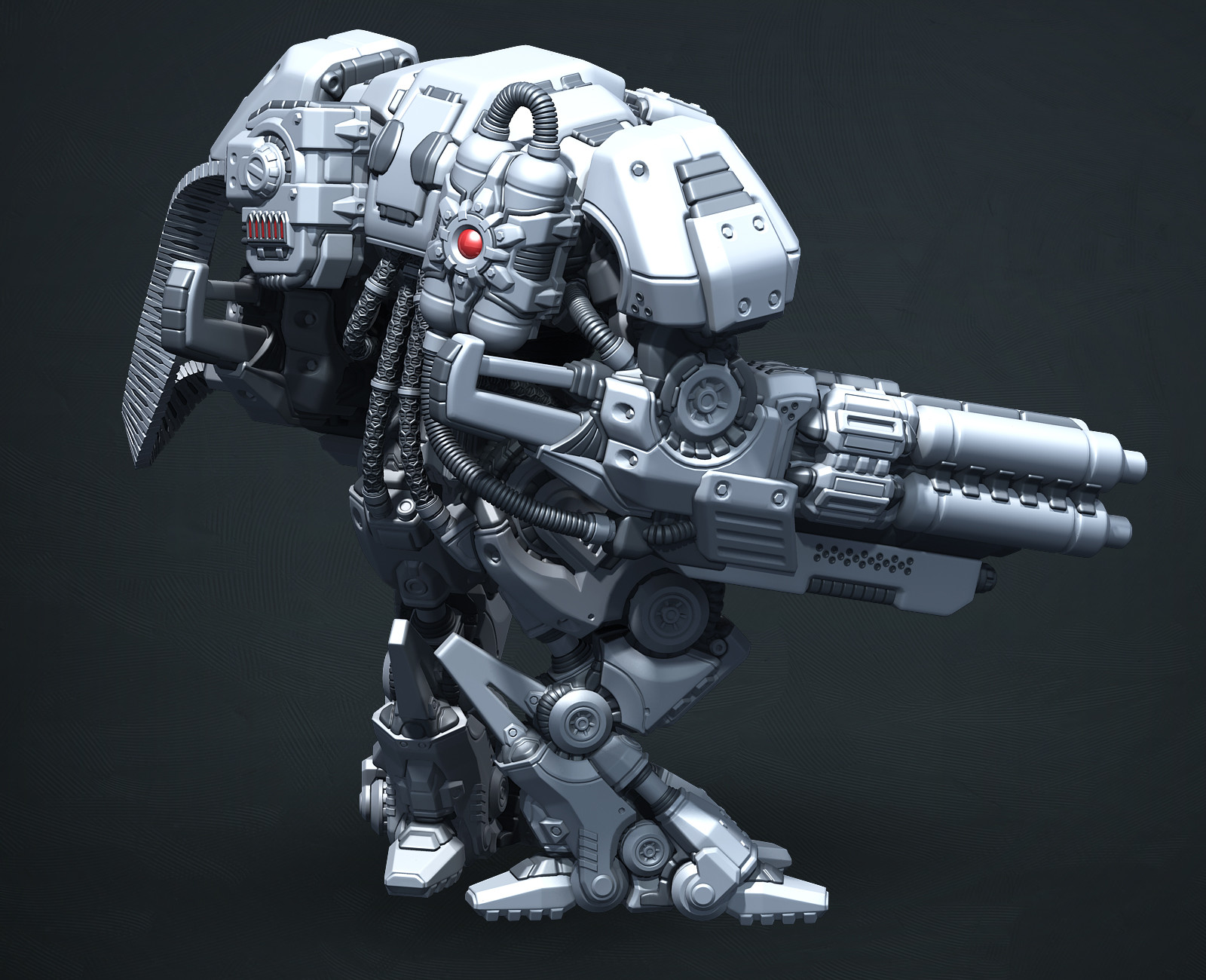 Vladimir voronov warmachine highpoly05