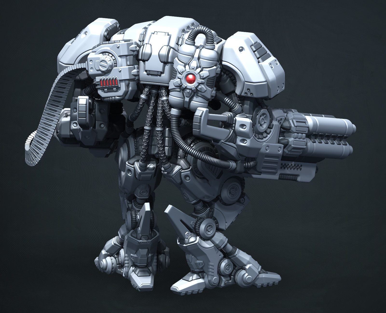 Vladimir voronov warmachine highpoly06
