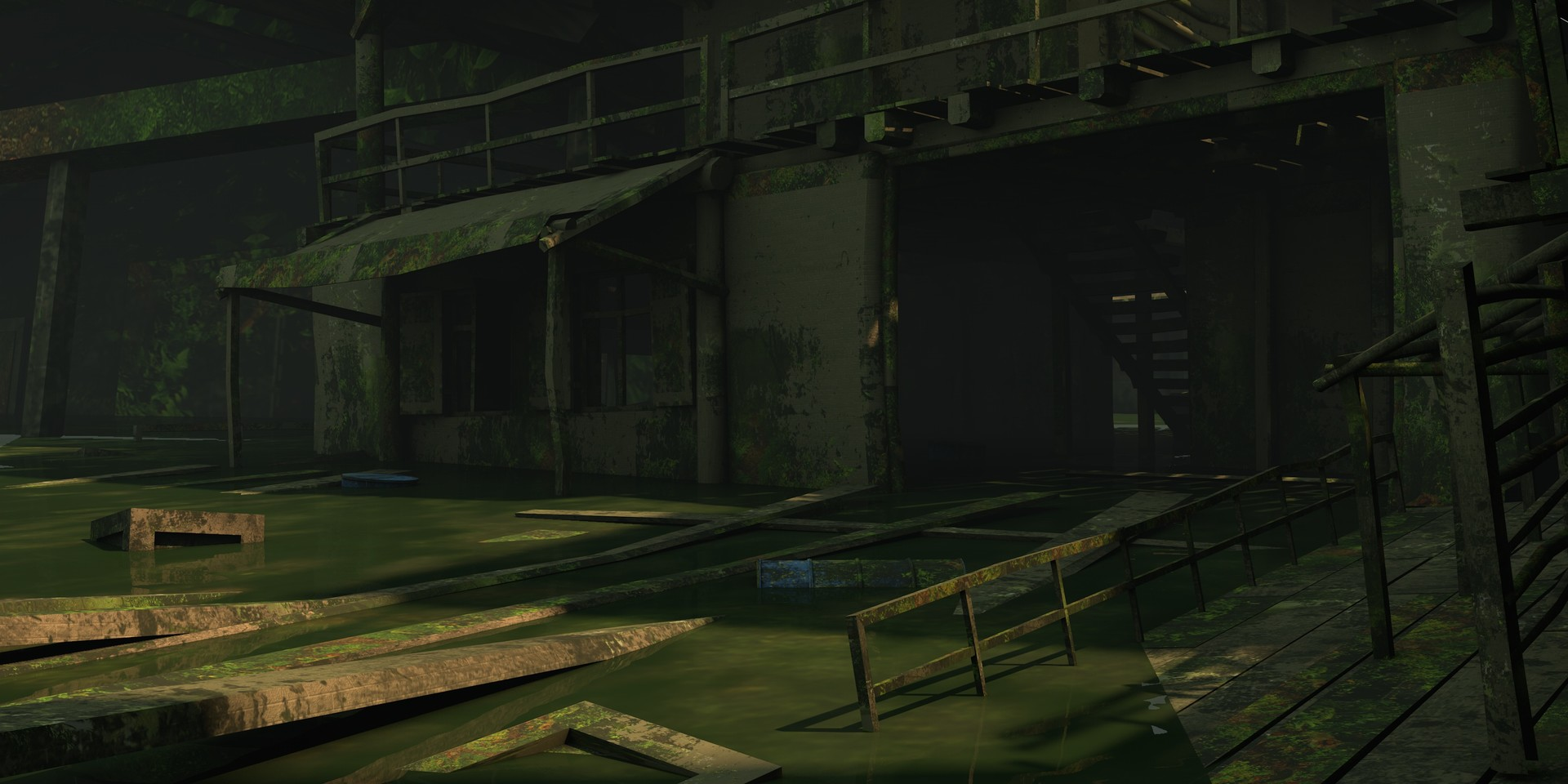 Dimitrije miljus swamp house v2