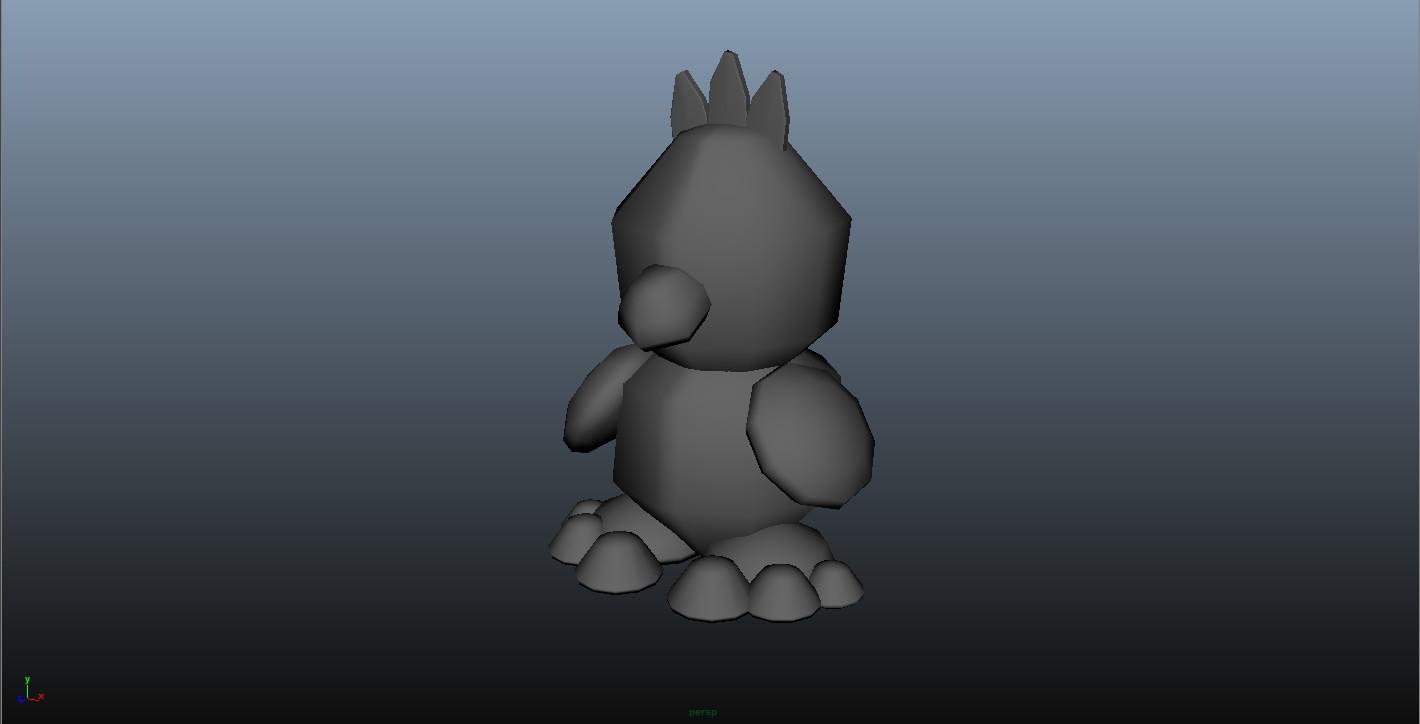 Bunny luny patinho