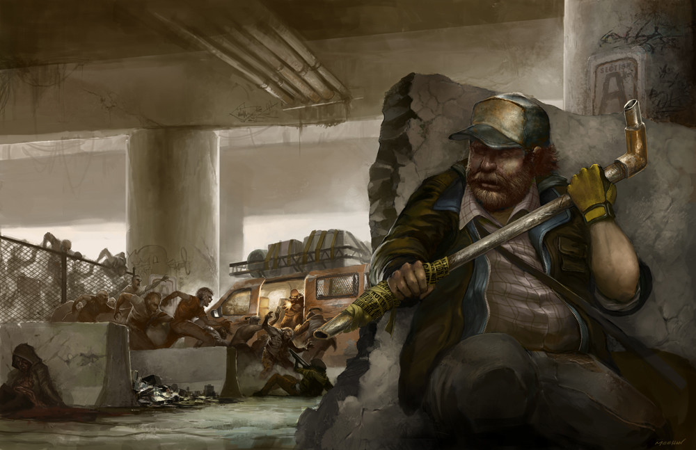Batched Job for Infected RPG by immersion studios