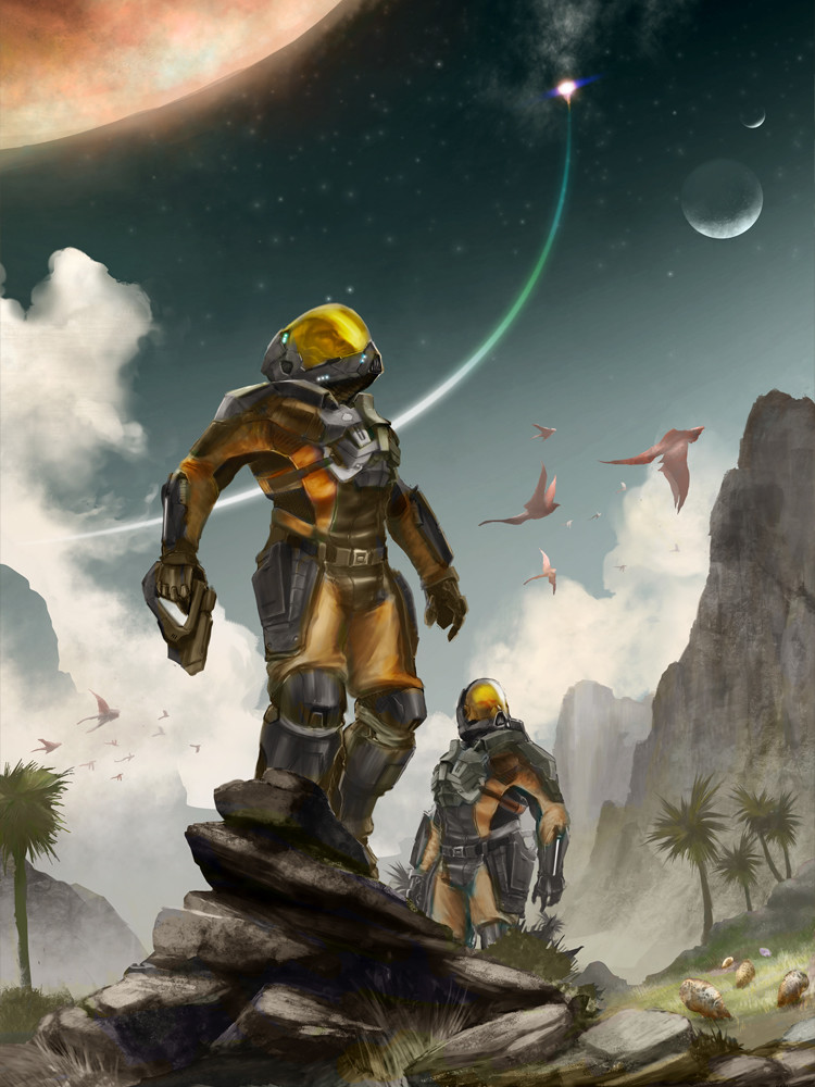 Planetary Scouts authored by Stephen Sottong