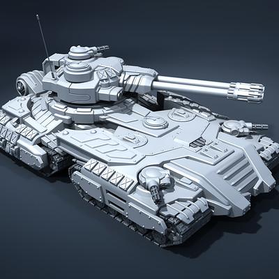 Vladimir voronov tank 01