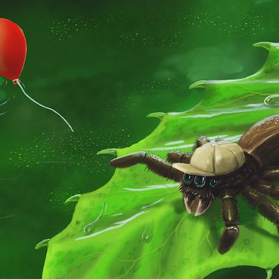 Igor puskaric spidey baloon 1080p