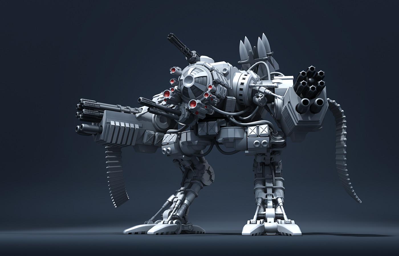 Vladimir voronov ss robot 02