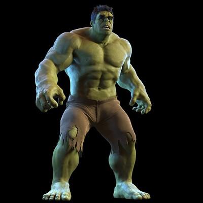 Robert kuczera marvel hulk 02