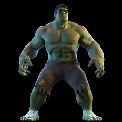 Robert kuczera marvel hulk 06