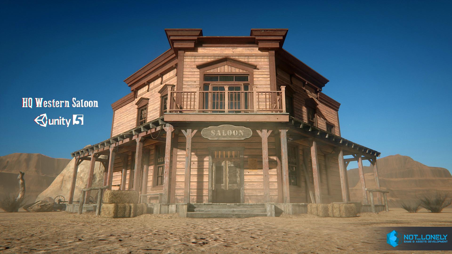 Vitaly Okulov - HQ Western Saloon