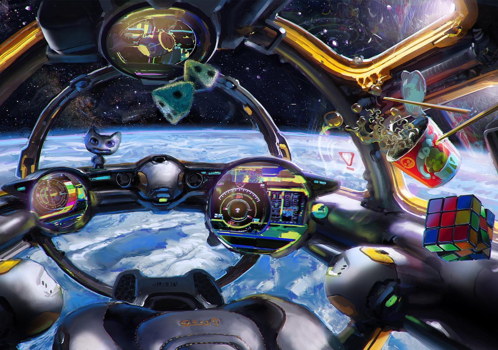 Farlands Cockpit
