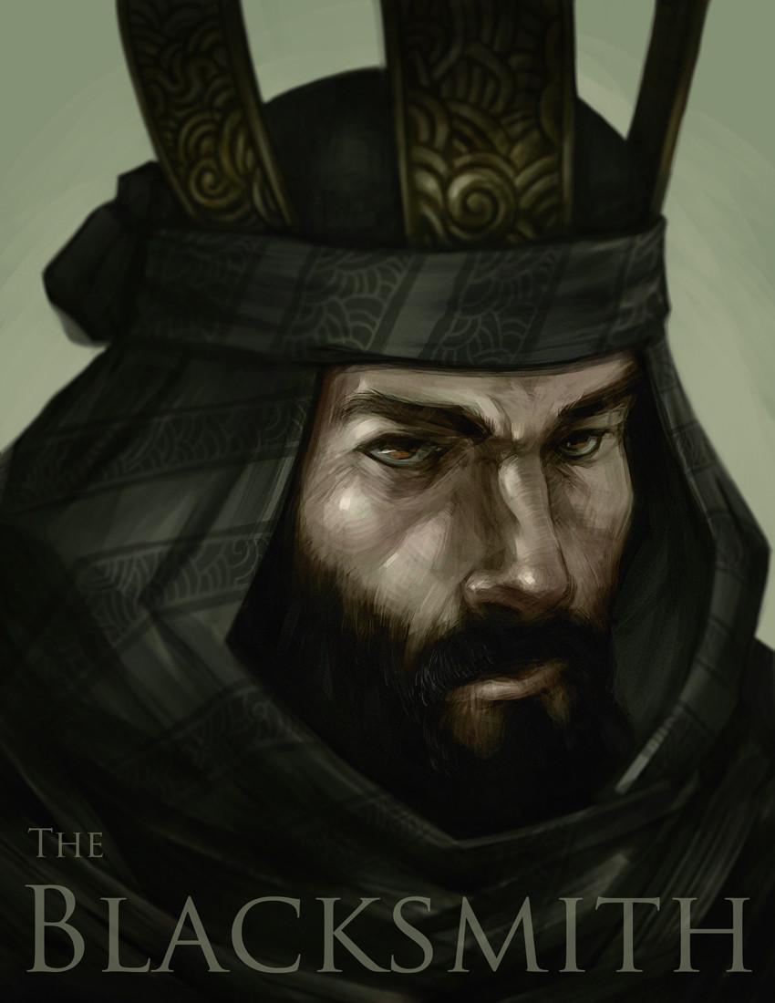 Peter han blacksmith3
