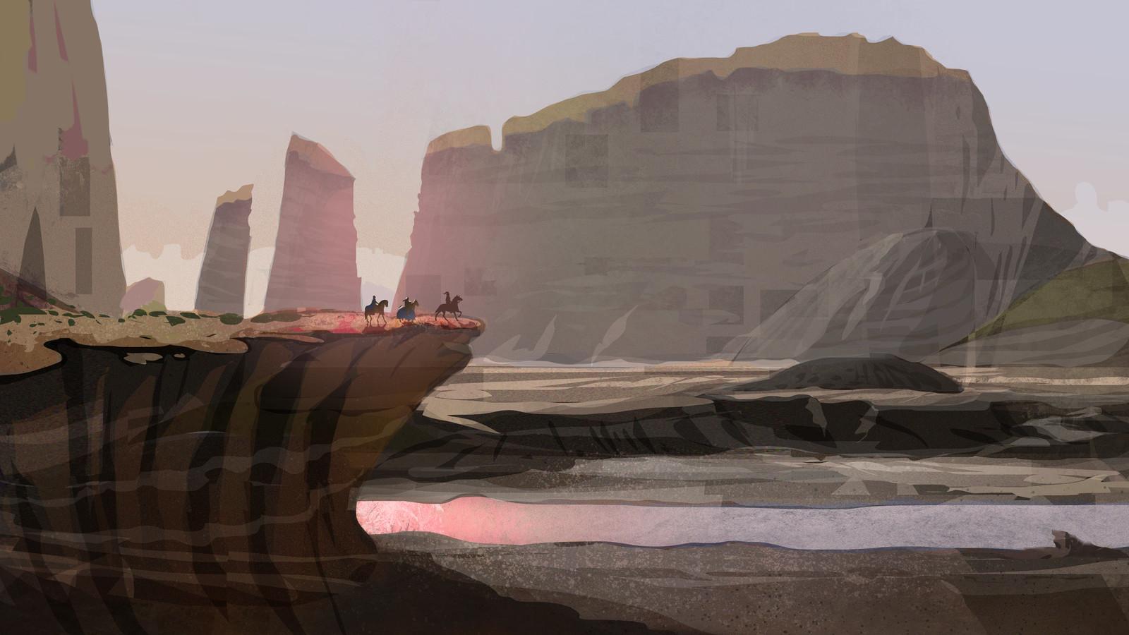 Canyon Range