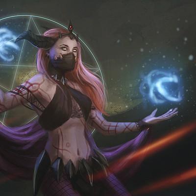 Gloria ocete magicakshj