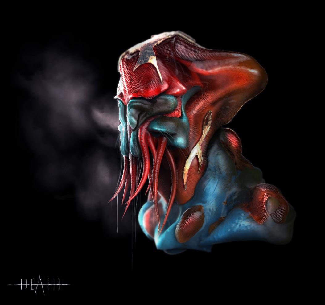 Alex heath alien 03