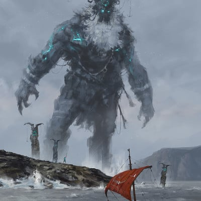 Jakub rozalski ancients conceptart 01