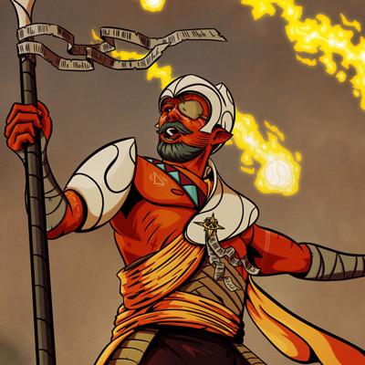 Stephen boyce caennar exalted guardian