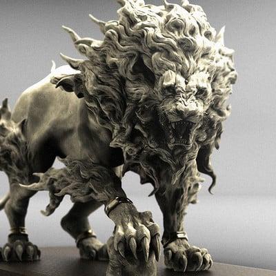 Keita okada fix lion