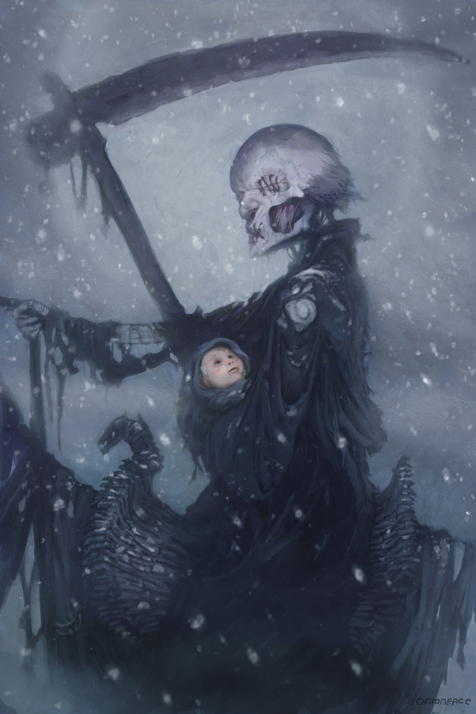West clendinning onionface journey final