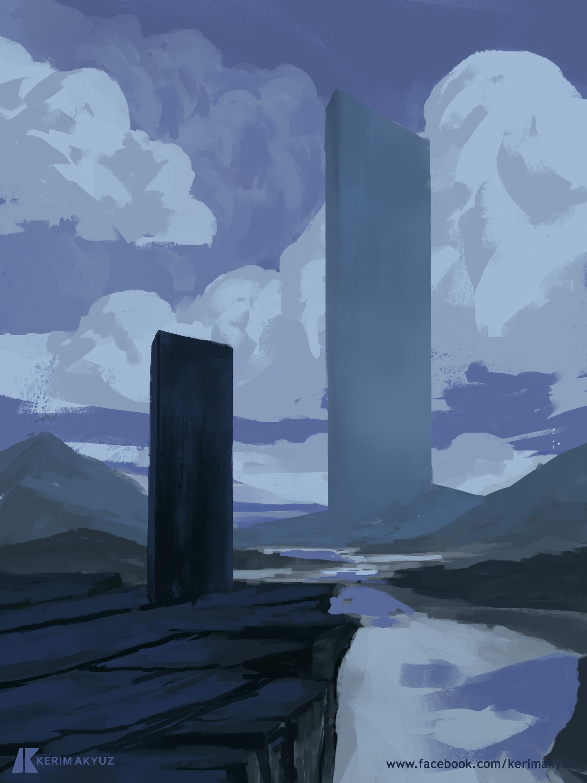 Kerim akyuz 276 monolith