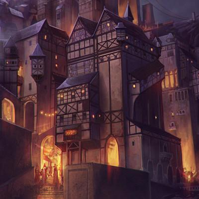 Jens ka castle