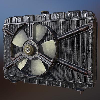 Alexandr shesternin radiator01