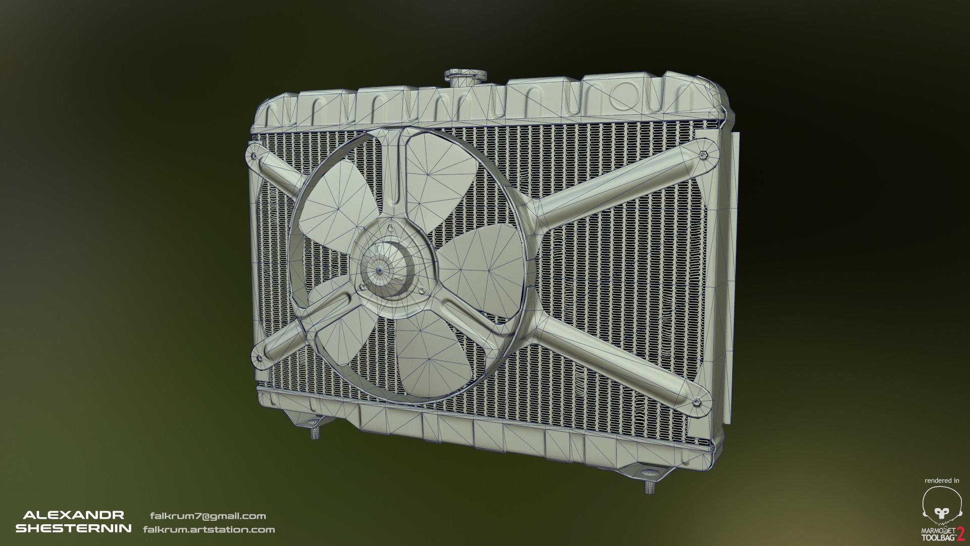 Alexandr shesternin radiator03