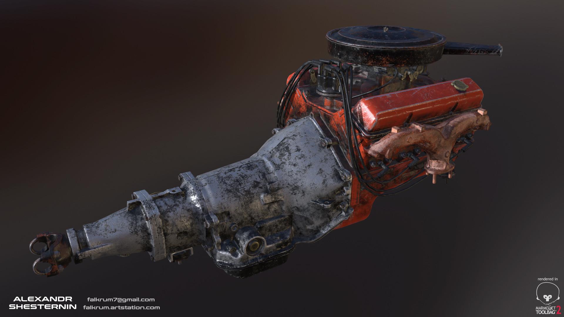 Alexandr shesternin engine02