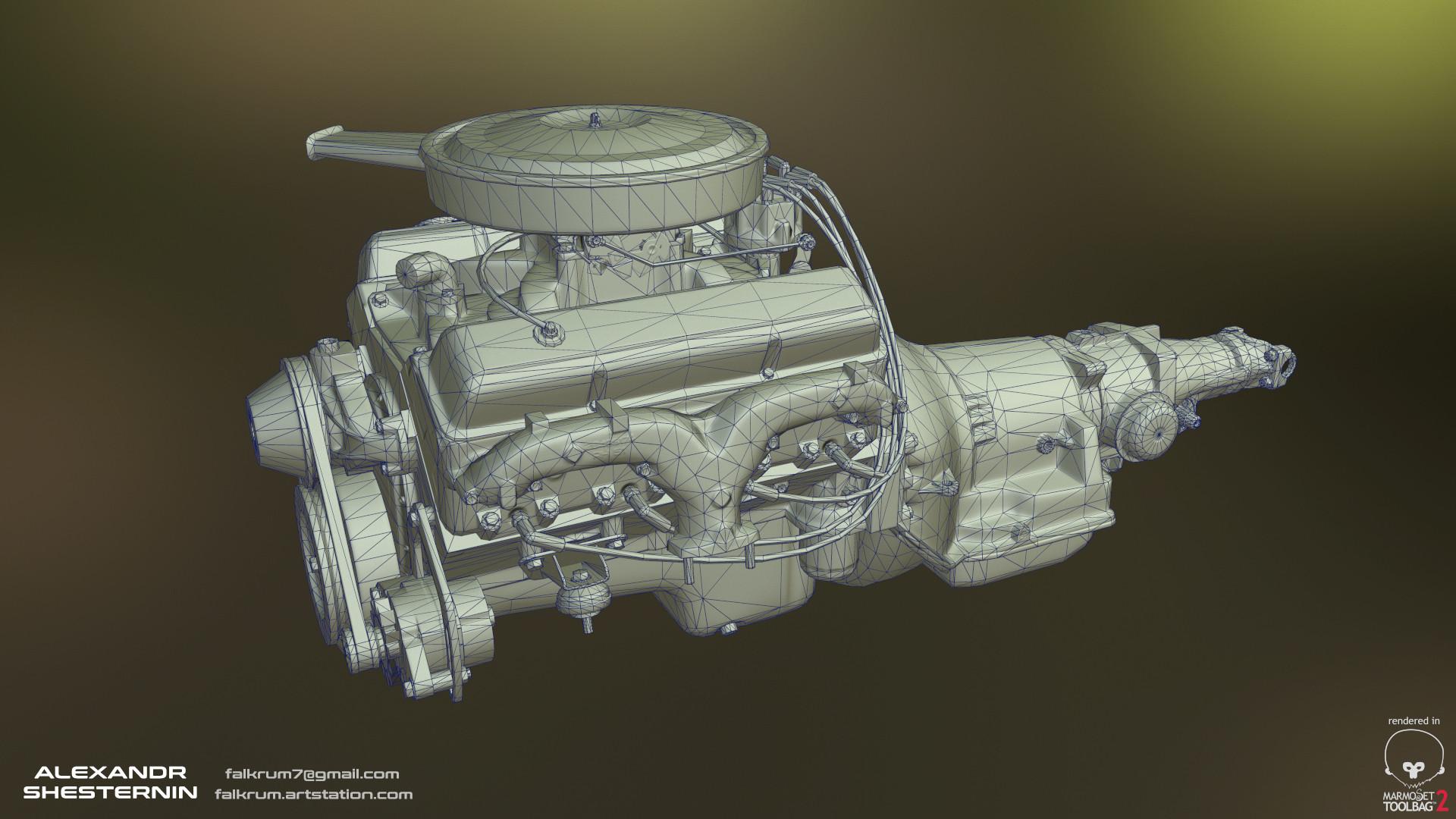Alexandr shesternin engine04
