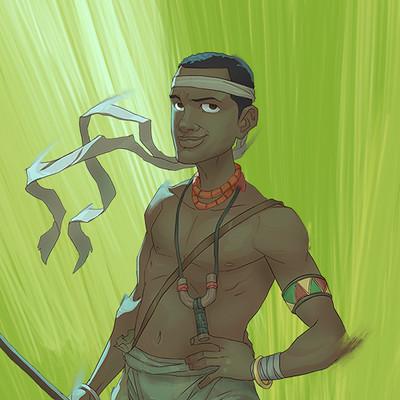 Harrison yinfaowei all characters ugo d hunter