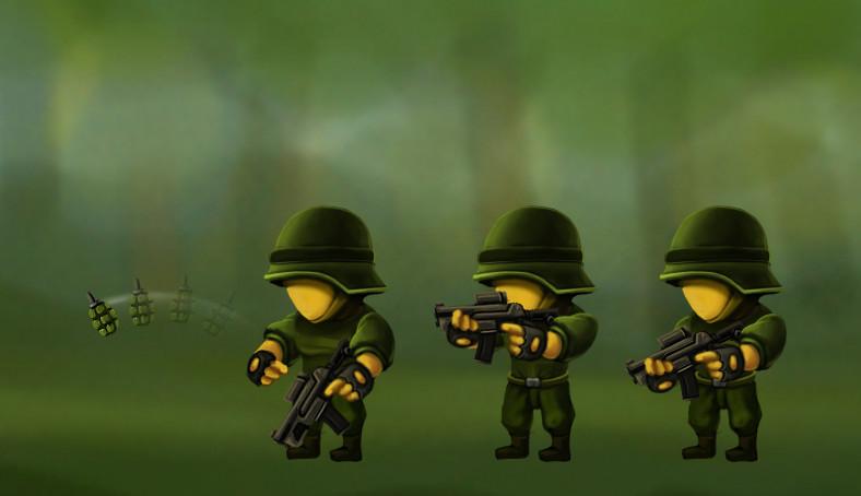 Enemy's concept