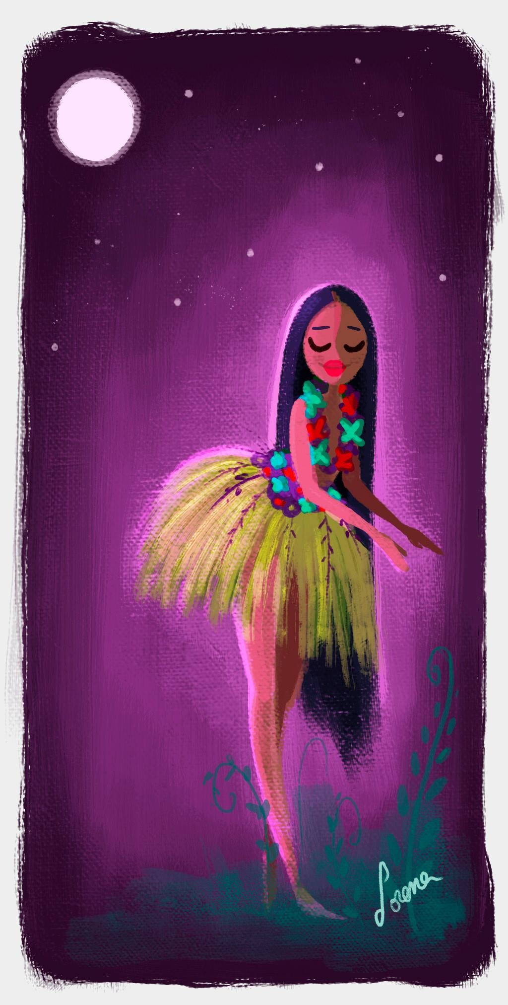 Lorena loguen hula evenings by lorena loguen