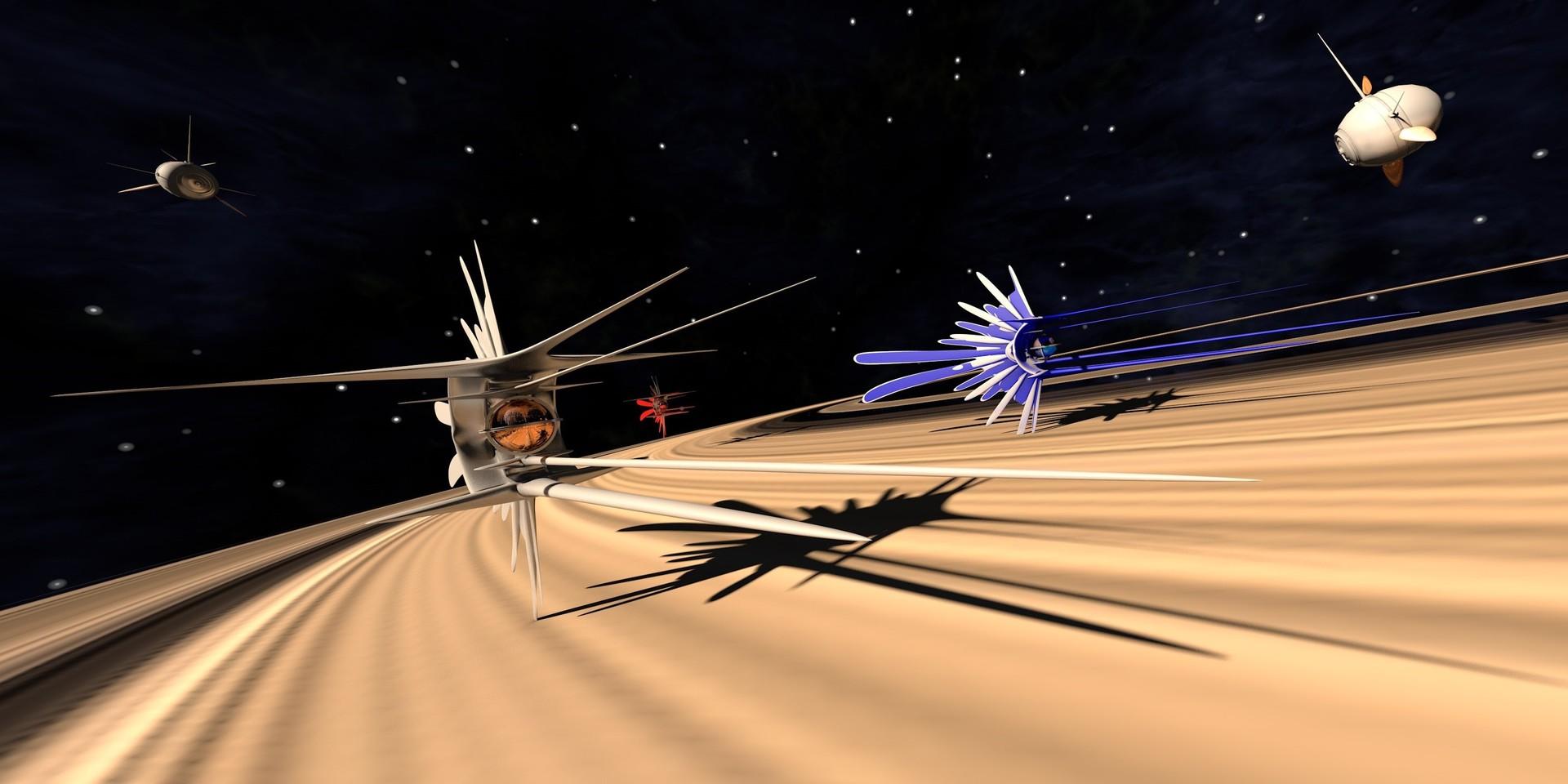Dimitrije miljus aether ring race x