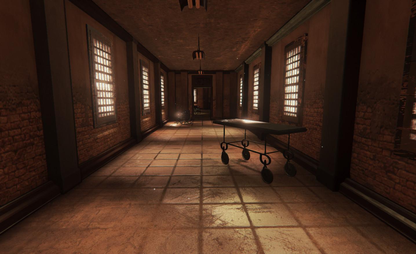 Chelsea cabral hallway