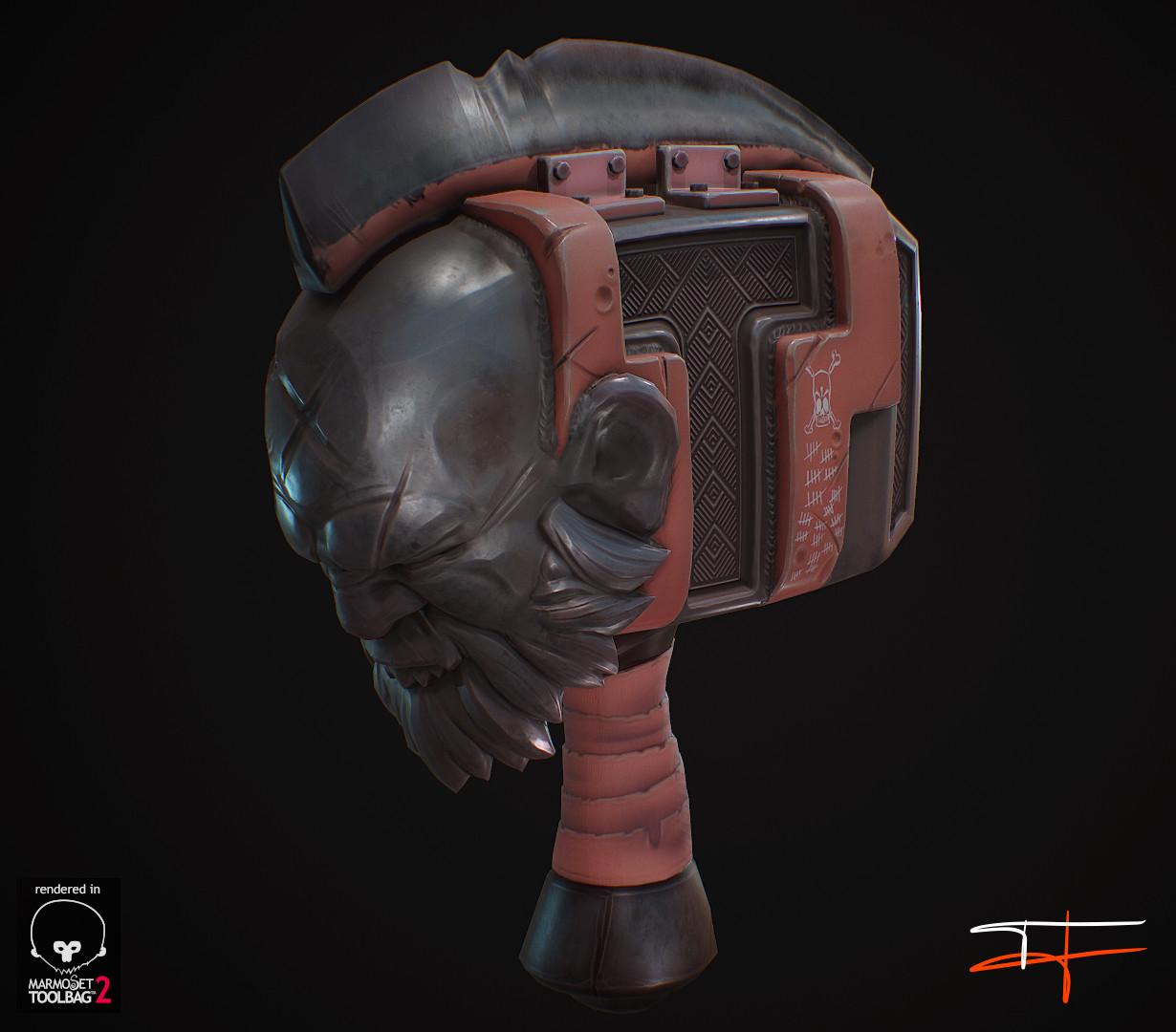 Tim jacksteit hammer shot002