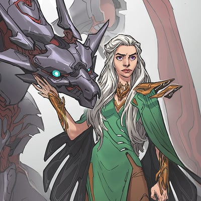 Kory hubbell daenerys spaceopera final