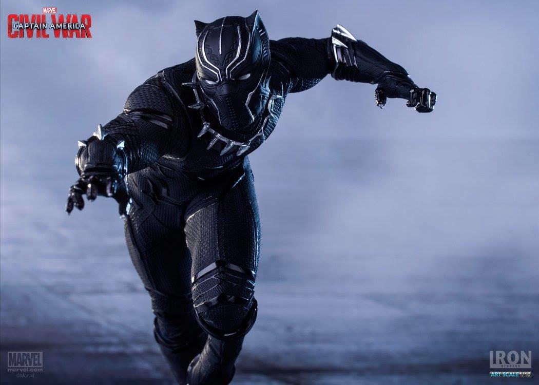 Black Panther 1/10