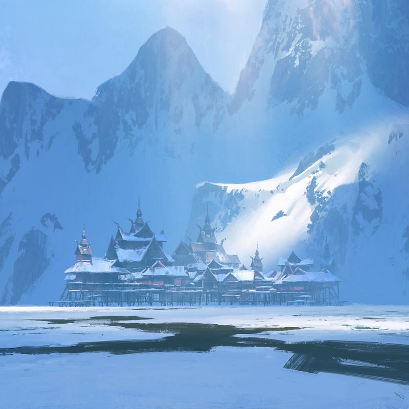 Ice Village