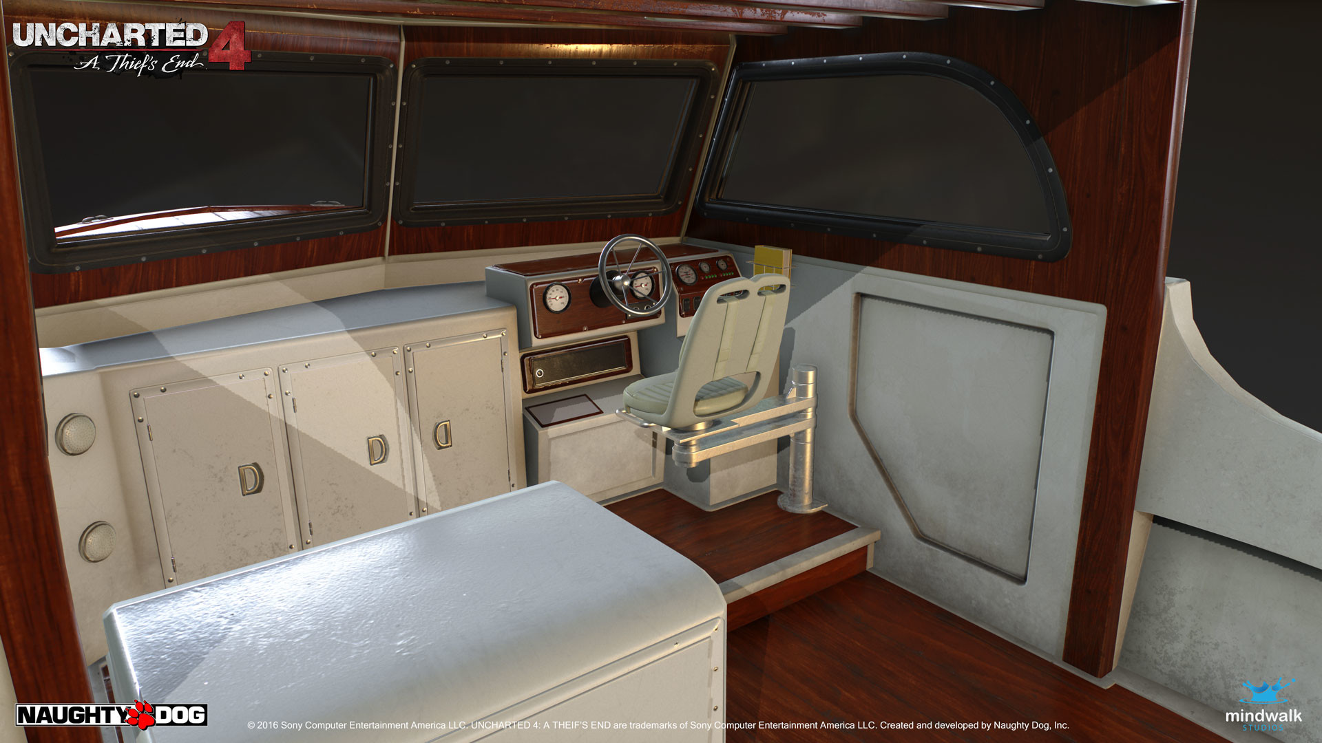 Amy payne mw hero boat interior