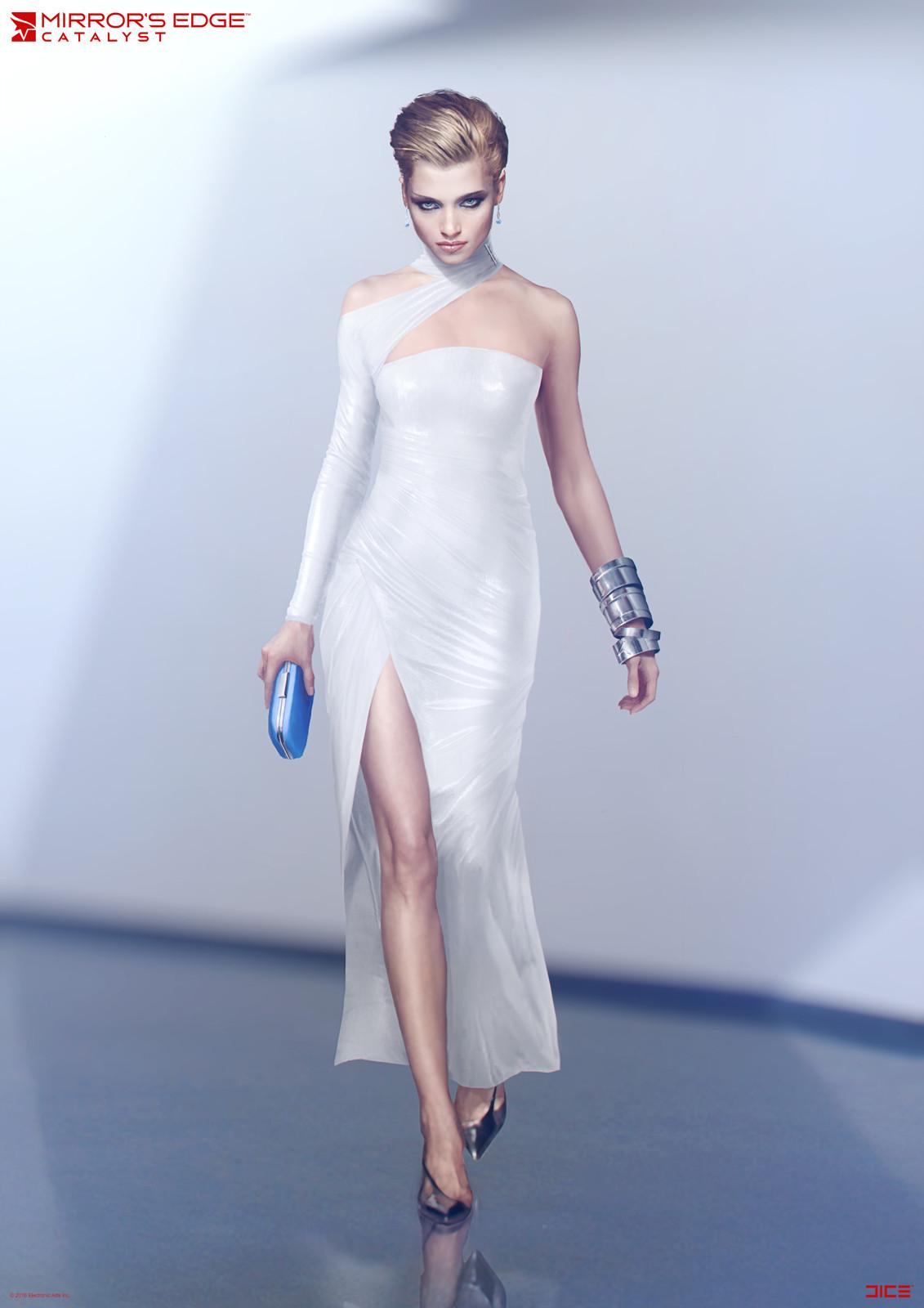 Beatrix Bloch - Character Concept