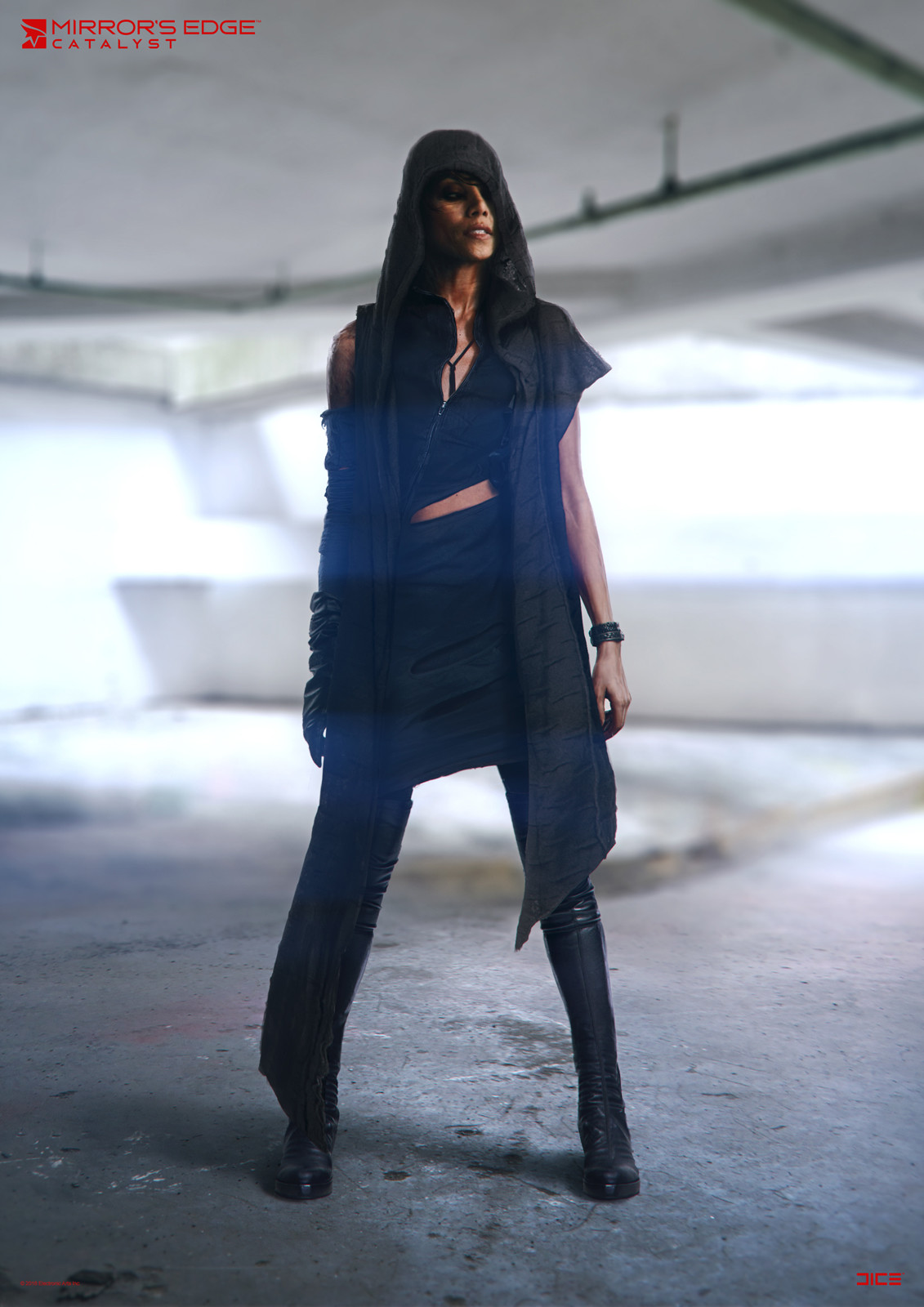 Rebecca - Black November - Concept Art
