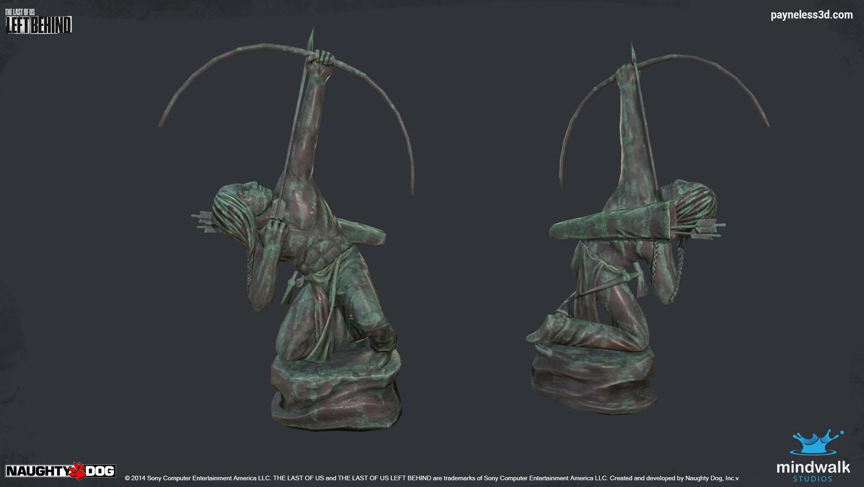 Amy payne leftbehind statue b